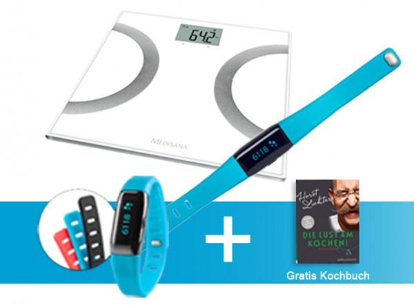Aktionspaket Waage_Tracker_Kochbuch