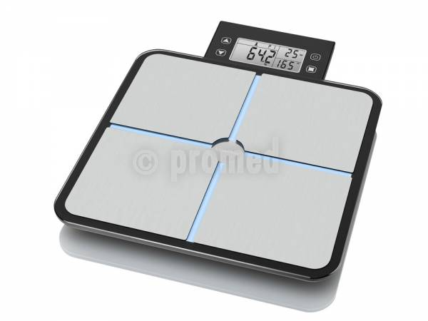 Körperanalysewaage BS 460 mit abnehmbaren Display