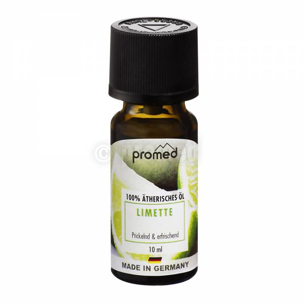 Promed Aromaessenz Duftöl Limette