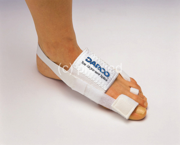 TAS Toe Alignment Splint Hallux-Valgus Schiene