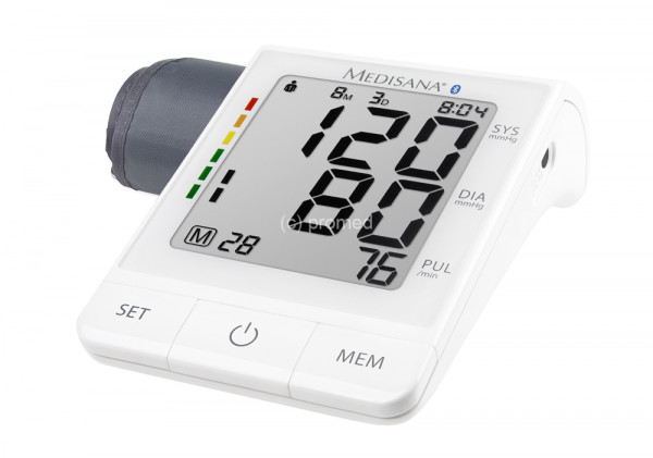 Oberarm-Blutdruckmessgerät BU 530 connect