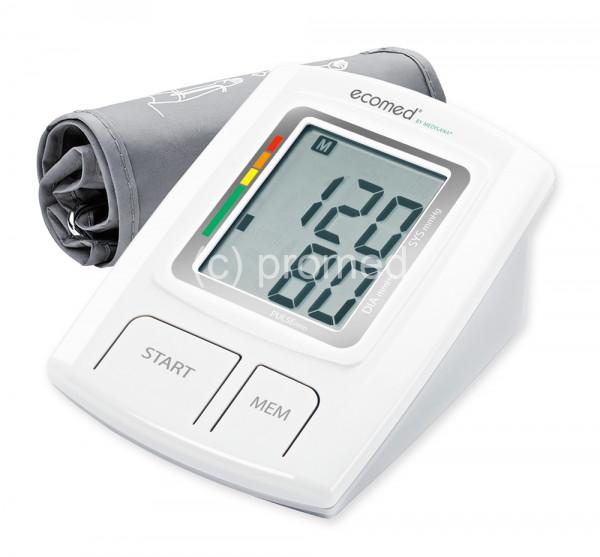 Ecomend Oberarm-Blutdruckmessgerät BU-92E