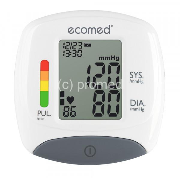 Ecomed Handgelenk-Blutdruckmessgerät BW-82E
