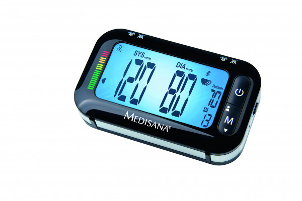 Medisana 2 in 1 Oberarm-Blutdruckmessgerät SL 300 connect