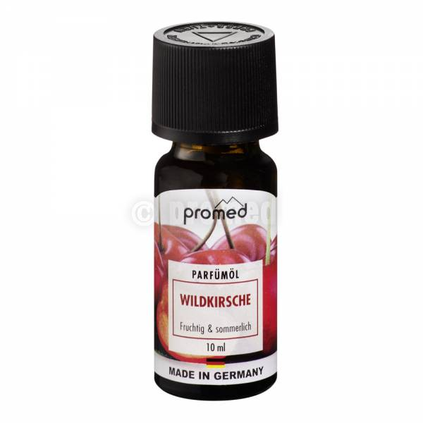 Promed Aromaessenz Duftöl Parfumöl Wildkirsche